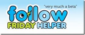 follow friday helper